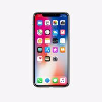 گوشی موبایل iphone X gray- 256 ایفون اپل